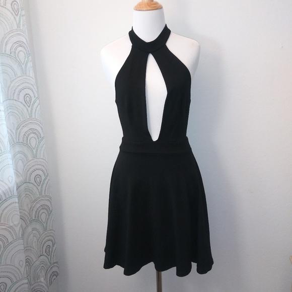 Black dress. Sz. S